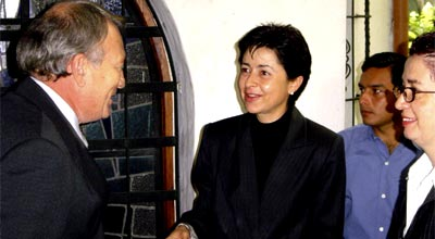 Lina Moreno de Uribe en Otraparte