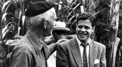 Fernando González y Alberto Aguirre (c. 1959)