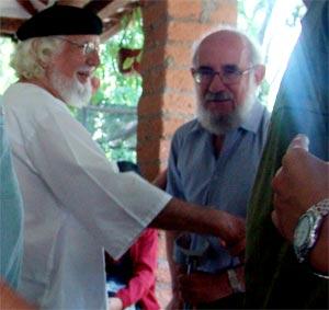 Ernesto Cardenal en Otraparte