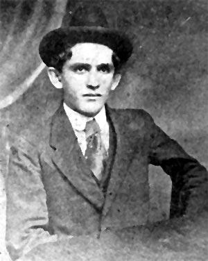 Fernando González en la época de Pensamientos de un viejo