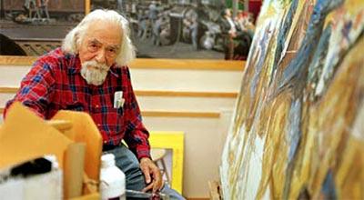 Sol Levenson (1910 - 2006)