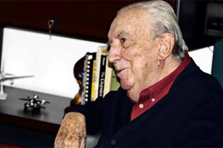 Juan Gonzalo Restrepo Londoño (1922 - 2006) / Foto © Carlos E. Restrepo Santa María