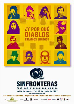 Sin Fronteras - Festival Internacional de Cine