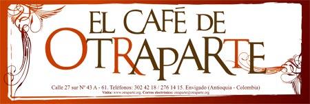 El Café de Otraparte en la Fiesta del Libro y la Cultura 2007