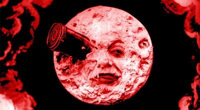 Viaje a la luna de Georges Méliès - Francia, 1902