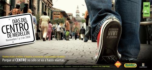 Días del Centro de Medellín 2008