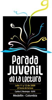 Parada Juvenil de la Lectura 2009