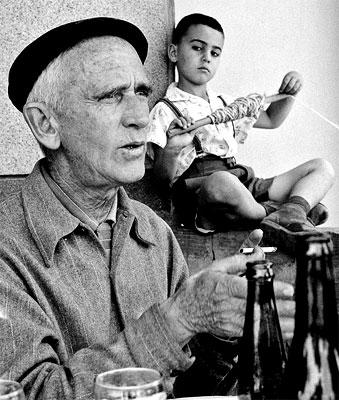 Fernando González Ochoa (1895 - 1964) - Fotografía por Guillermo Angulo - 1959