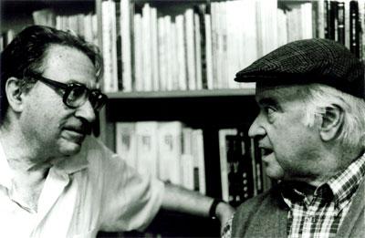 Boris de Greiff y Fernando González Restrepo