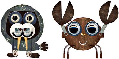 """Ilustración por Gustavo Rosemffet """"Gusti"""" / http://www.gustillimpi.com"""