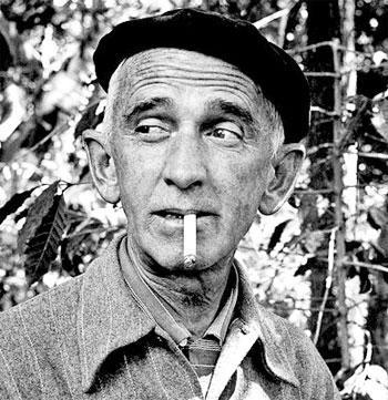 Fernando González Ochoa (1895 - 1964) - Fotografía © Guillermo Angulo (1959)