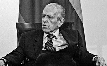 Carlos Jiménez Gómez, ex Procurador General de la República