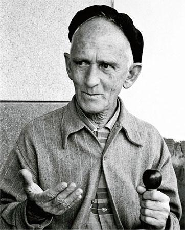 Fernando González Ochoa (1895-1964) - Fotografía © Guillermo Angulo (1959)