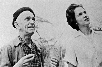 Fernando González y María Helena Uribe de Estrada