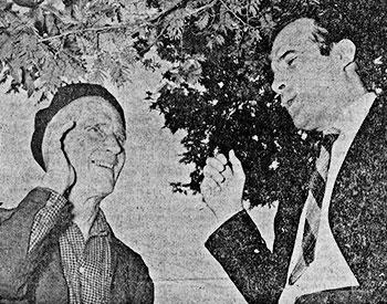 Fernando González y Manuel Mejía Vallejo