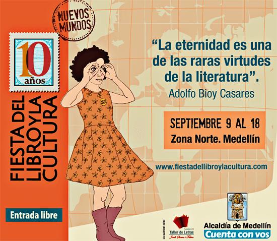 Fiesta del Libro y la Cultura 2016