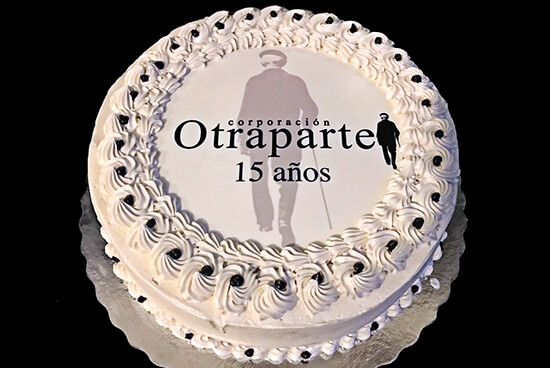Decimoquinto aniversario de la Corporación Otraparte