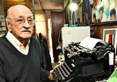 Óscar Hernández Monsalve (1925 - 2017) / Foto © El Colombiano