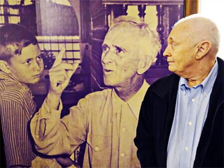 Lucas Felipe González Flórez (1947 - 2017) / Foto © Carlos E. Restrepo Santa María