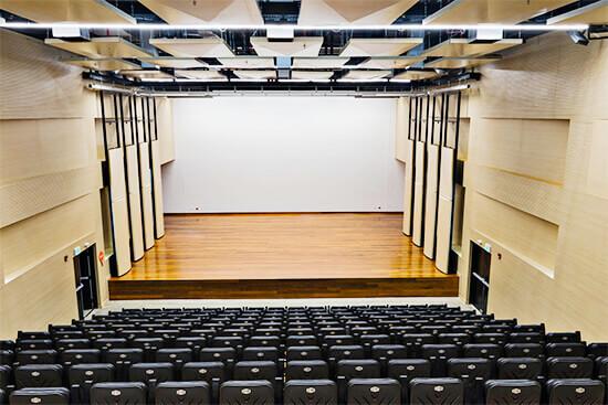 Auditorio del Parque Cultural y Ambiental Otraparte