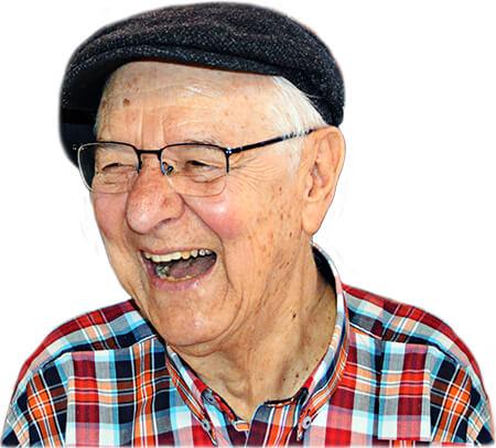 Gabriel Rodrigo Díaz Duque (1933 - 2019) - Foto © Alfonso Arcila