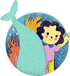 Ilustración del cuento «Las aventuras de Naricita»