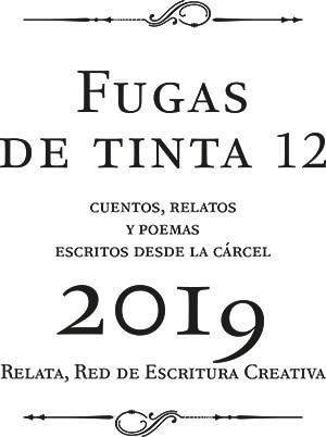 Título del libro «Fugas de tinta 12» del Ministerio de Cultura de Colombia