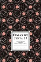 Portada del libro «Fugas de tinta 12» del Ministerio de Cultura de Colombia