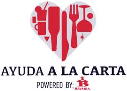 Logo de la campaña «Ayuda a la carta»