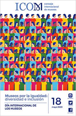 Afiche oficial del Día Internacional de los Museos 2020