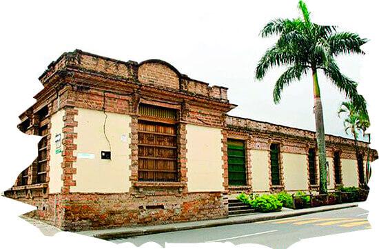 Escuela Fernando González - Foto © Cristóbal Valencia V.