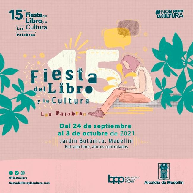 Fiesta del Libro y la Cultura 2021