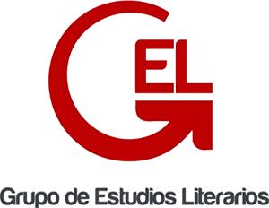 Logo Grupo de Estudios Literarios GEL de la Universidad de Antioquia