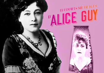 13 cortometrajes de Alice Guy Blanché