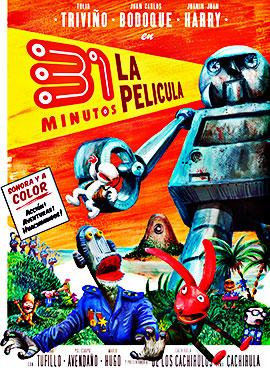 31 minutos, la película - Álvaro Díaz / Pedro Peirano