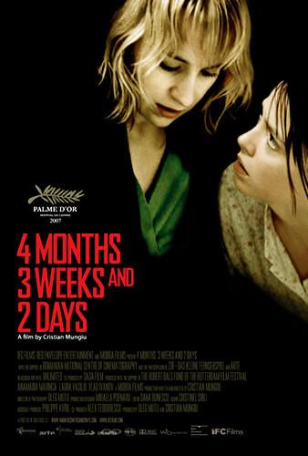 4 meses, 3 semanas, 2 días - Cristian Mungiu