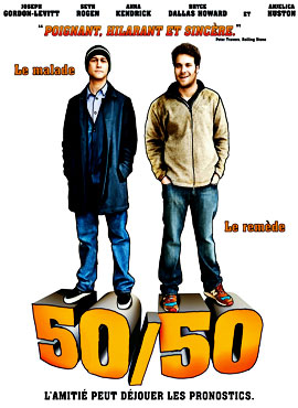 50 / 50 - Jonathan Levine