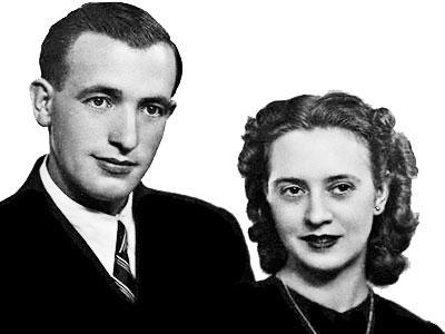 Abuelos maternos de Manel Dalmau