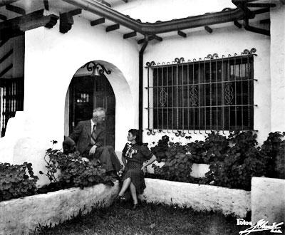 Fernando González y Margarita Restrepo