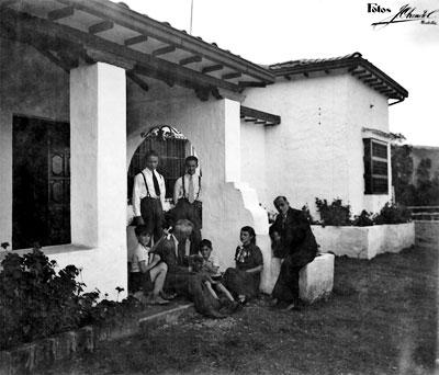 Familia González Restrepo