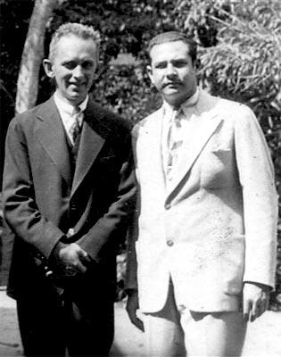 Fernando González y Florencio Gómez