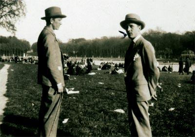 Fernando y Jorge González Ochoa
