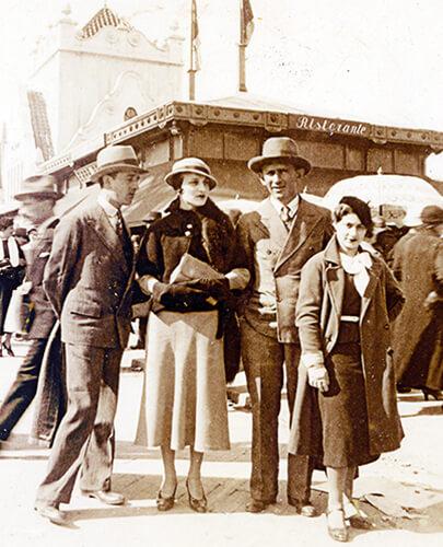 Jorge y Fernando González Ochoa (Milán, Italia, 1933)