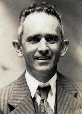 Fernando González.