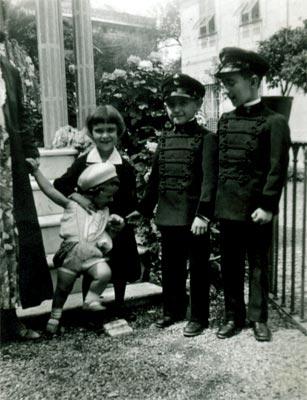 Hijos de Fernando González Ochoa y doña Margarita Restrepo