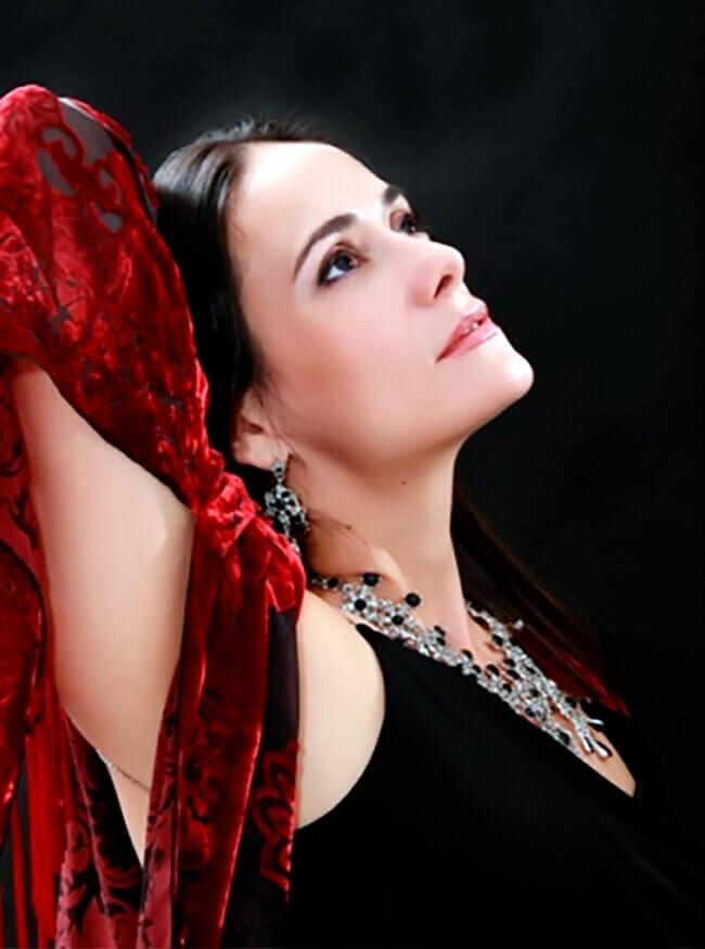 Adriana Hernández - Foto © Jorge Zuleta