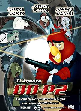 Agente 00-P2 - Andrés Couturier