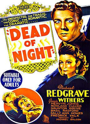 Al morir la noche - Alberto Cavalcanti, Basil Dearden, Charles Crichton, Robert Hamer