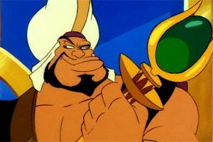 Aladino y el rey de los ladrones - Tad Stones