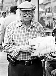 Alberto Aguirre - Foto por Julián Roldán A.